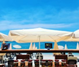 Paradiso Beach and beach bar